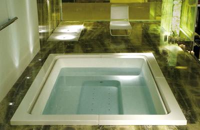 Whirlpool Duschwanne Mini Whirlpool Sanitrobjekte Groer Whirlpool Groe  Whirlpools Fr   Luxusbad Whirlpool