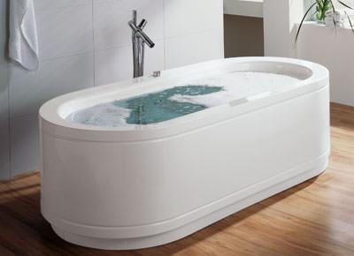 badewannen ohne berlauf dank kommunizierender r hren. Black Bedroom Furniture Sets. Home Design Ideas