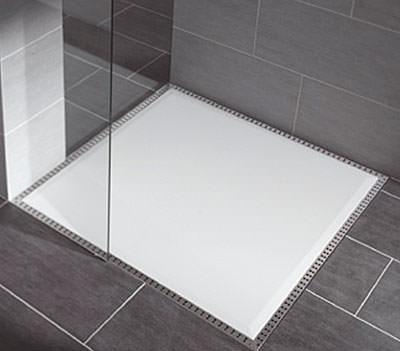 Wasserablauf Dusche bodenebene duschplätze mit umlaufendem abfluß illbruck