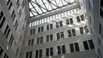Trockenbau, Fassade, Innenfassade, schallabsorbierende Vorsatzschale, Trockenbauunternehmen