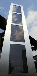 Photovoltaik-Eigenheimlösung, Solar-Bauausstellung, Sharp, Photovoltaikanlage, Photovoltaikanlagen