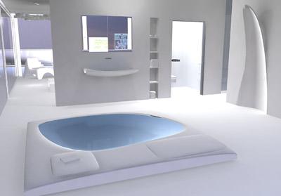Neuer badplaner testet tr ume auf tauglichkeit for Traum badezimmer
