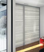 transparente Wärmedämmung, Latentwärmespeicher, Glassfassade, Fassade, TWD, Wärmespeichermodul, PCM, Phase Change Material, Einscheibensicherheitsglas