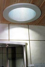 sonnenlicht f r dunkle r ume per lichtkamin sky tube tageslichtsystem mit optischer r hre. Black Bedroom Furniture Sets. Home Design Ideas