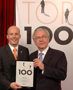 TOP 100, Innovationsmanagement, Fertigungskosten, Innovation, Innovationen, Innovationsklima, Innovator des Jahres, Innovationsmarketing, Führungsstil