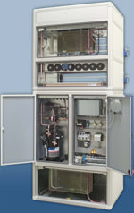 Klimatechnik, Klimaanlage, Klimatisierung, DV-Räume, Wärmeentwicklung, EDV-Anlage, Free Cooling Systeme, Prozeßklimatechnik, Raumlufttechnische Anlagen für Datenverarbeitung, Doppelboden