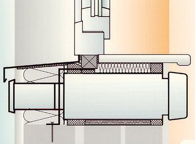 Lüftungsgerät, Wärmerückgewinnung, Fensterbank, Luftaustausch, kontrollierte Wohnungslüftung, Wohnraumlüftung, Ventilator, Platten-Wärmetauscher, Filter, Luftfeuchtigkeit