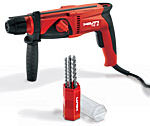 Werkzeug, Hilti, Bohrhammer, Profiwerkzeug, Bau, Befestigungstechnik