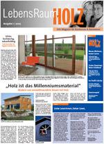 Holzfenster, Fenster, Fensterbau, LebensRaum Holz, Fenster aus Holz, Wohnen mit Holz, Initiative ProHolzfenster e.V., Holzarten
