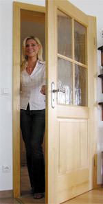 Innentür, Innentüren, DIN, Ö-Norm, Schlösser, Massivholz-Innentür