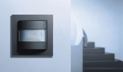 automatikschalter f r giras funk bussystem bewegungsmelder funkbus geb udeleittechnik. Black Bedroom Furniture Sets. Home Design Ideas