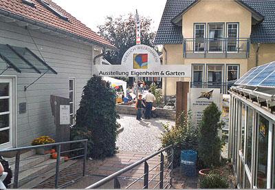 Eigenheim & Garten-Musterhauszentrum, Fertighauszentrum, Fertighausausstellung, Musterhaus, Musterhäuser