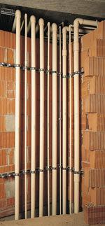 Kunststoffrohr, PVC-Rohre desinfizieren, Trinkwasserleitung, Kunststoffrohre, PVC-Rohr, Trinkwasserleitung, Trinkwasserverordnung, Totwasserzone, Biofilm, Legionellen, Stoßchlorung, DVGW-Arbeitsblätter
