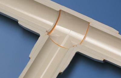 Kunststoffrohr, PVC-Rohre, Trinkwasserleitung, Kunststoffrohre, PVC-Rohr, Trinkwasserleitungen, Trinkwasserverordnung, Totwasserzone, Biofilm, Stoßchlorung, desinfizieren
