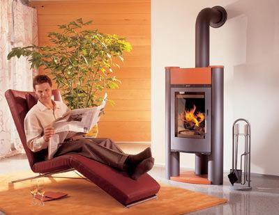 ohne gro en aufwand zur eigenen feuerst tte pellet prim rofen und moderne feuerst tten. Black Bedroom Furniture Sets. Home Design Ideas