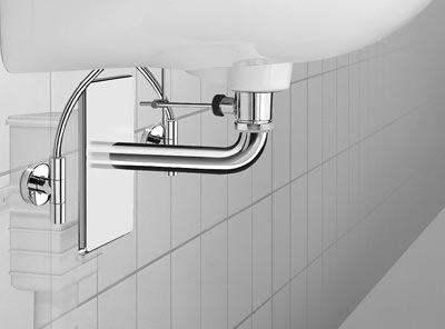 Neue Waschtisch Geruchverschlusse Hohenverstellbar Platzsparend