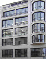 fenstersysteme aus stahl schmal schmaler fineline stahlfenster mit schmalen fentserprofilen. Black Bedroom Furniture Sets. Home Design Ideas