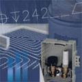 Flächenheizungsberechnung,Heizungsanlage, hydraulisches System, hydraulische Systeme