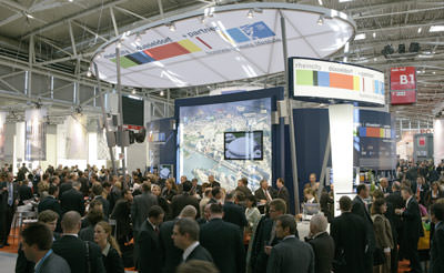 EXPO REAL 2005, Real Estate Investment, Immobilienzeitung, Immobilienmarkt, Property Week, Immobilien, Deutscher Immobilienfonds,  Immobilienbusinesses, Immobilieninvestoren