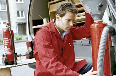 feuerl scher m ssen regelm ig gepr ft werden vorbeugender und abwehrender brandschutz im. Black Bedroom Furniture Sets. Home Design Ideas