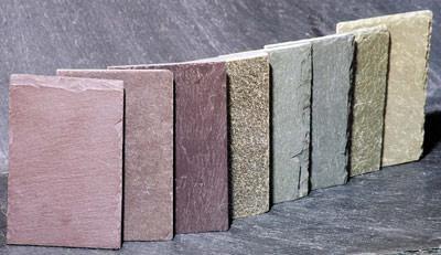 schiefer ist nicht zwingend schieferfarben chloritschiefer farbiger schiefer rotes. Black Bedroom Furniture Sets. Home Design Ideas