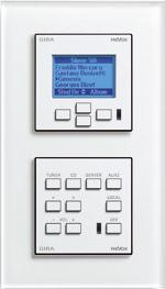 Multiroom-System, Multiroom-Audiosystem, Schalterprogramm, Gebäudeleittechnik, GLT, Mehrkanal-Verstärker, Lautsprecher, Multiroom-Steuerung, intelligentes Haus, Haustechnik, Revox-Audio-Anlage, HomeServer