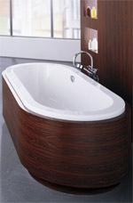 Acrylwanne, Badewanne aus Sanitäracryl, Badewanne, Wanne, Armatur, Wannenhersteller