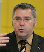 Helmut Schweitzer, Geschäftsführender Gesellschafter von Jung Pumpen