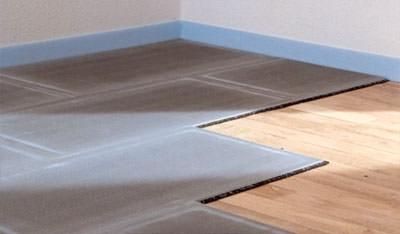 Dämmung Fußboden Unter Teppich ~ Schallschutz trittschalldämmung