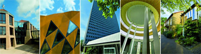 Architekturführer Rheinland-Pfalz 1945-2005, Architektur, Stiftung Baukultur Rheinland-Pfalz, Baukultur