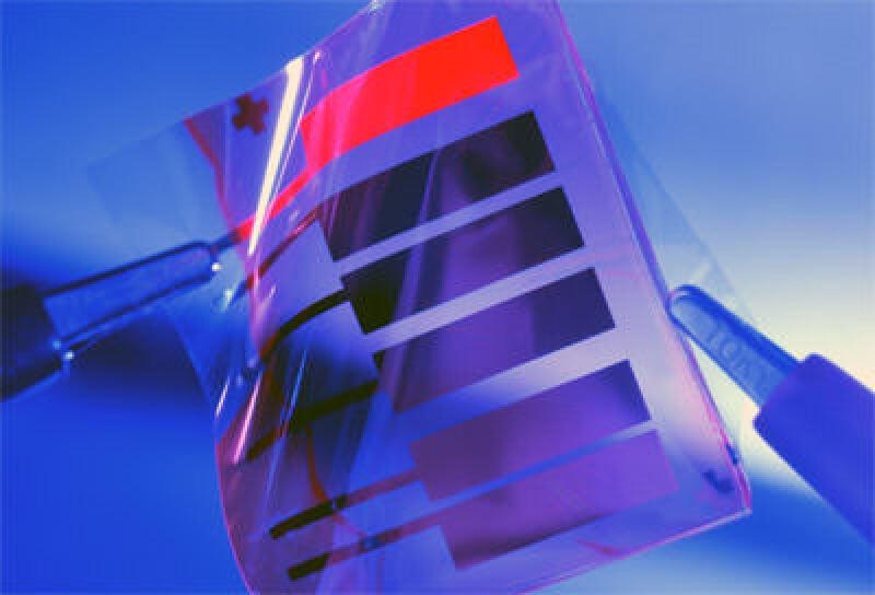 OLED, organische Leuchtdiode, Leuchtdioden