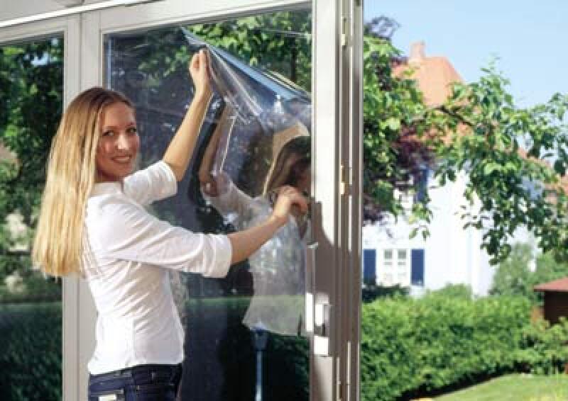 Sonnenschutz, Sonnenschutzfolie, Sonnenschutz-Folie, Fensterfolie, selbstklebende Folie