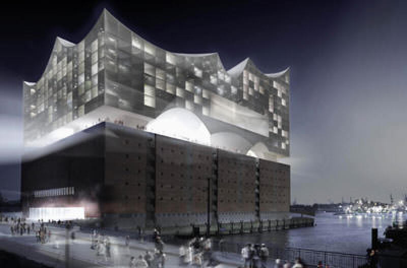 Herzog & de Meuron, art, Elbphilharmonie, HafenCity Hamburg, Architekturbüro Herzog und de Meuron, Jacques Herzog, Architektur