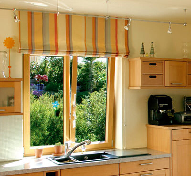 Holzfenster, Fenster