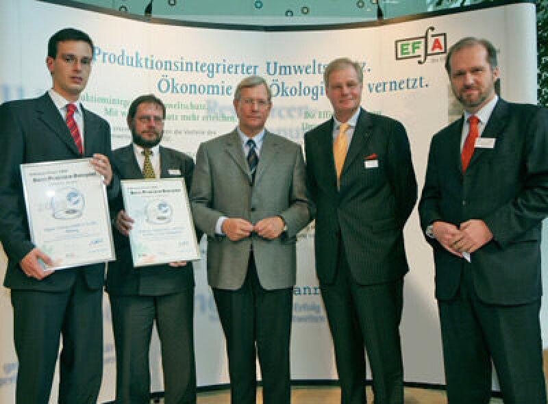 Effizienz-Preis NRW, Lücking-Mauerziegel, Wandbaustoff, Effizienz-Agentur NRW, Mauerziegel, Planziegel, VDI Nachrichten, Heizkosten-Ersparnis