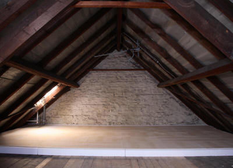 Dachbodenelemente, Dämmung des Dachbodens, Dachbodendämmung, Dachbodenelement, Dachboden dämmen, Rigips, Energieeinsparverordnung, Dämmung, energetische Sanierung, Gipsfaserplatte, Wärmedämmung
