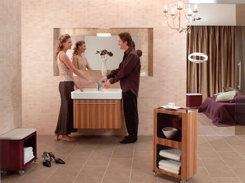 Bad, Badezimmer, Waschtisch, Waschbecken, Waschtische, Doppelwaschbecken, Einzelwaschbecken, Handwaschbecken, Waschbecken, Badmöbel