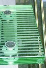 Glastreppe, Glastreppen, Glasstufe, Glasstufen, Verbund-Sicherheitsglas, Treppen aus Glas