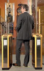 biometrische Zutrittskontrolle, Zugangskontrolle, Sicherheitssystem, Zutrittskontrollsystem, Gesichtserkennung, Biometrie, biometrisches System