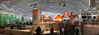 Baufachmesse, Baumesse, DEUBAU 2006, Baukonjunktur, Bau, Bauprojekte, Bauleistungen, Handwerk, Bauindustrie, Baugewerbe, Bauwirtschaft, Baubranche, Baustoffindustrie, Baustoffhandel