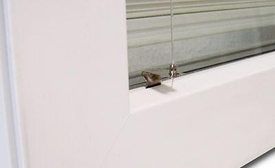 glasleistentr ger f r die montage einer innenverschattung. Black Bedroom Furniture Sets. Home Design Ideas