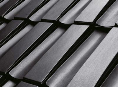 Dachsanierung, Flachdachpfanne, Tondachziegel, Dachziegel, Sanierungsziegel, ERLUS Ergoldsbacher, Großflächenziegel, Flachdachpfannen, Flachdachziegel, Firstlüfterziegel, CE-Zeichen, Dachentlüftung,