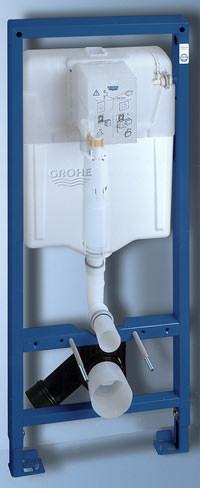 Spülkasten, Toilettenspülung, Spülkästen, Sanitärtechnik, Spülkasten GD2, Infrarot-Spülung, pneumatisches Ablaufventil, Infrarot-Steuerung, Servo-Ablaufventil, Servomotor, Hubmagnet