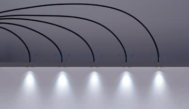 Faseroptik, Fiberoptik, Lichtfaser, Lichtpunkte, Lichtfasern, Lichtleiter, Sternenhimmel, Lichtgenerator, Lichtbox, Lichtleiter-Technik, Fiberoptik-Technik, LED, Glasfaser, Lichtinszenierungen, Lichtgestaltung, technische Beleuchtung, Faserlichtpunkte, Lichtgeneratoren, DALI, LMB, DMX