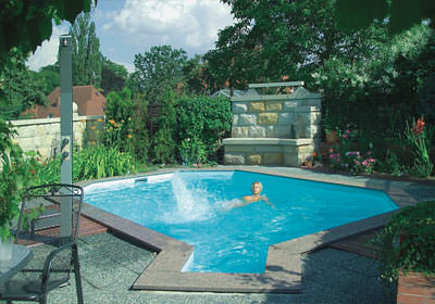 G nstige swimming pools mit doppelter isolierung for Preiswerte swimmingpools