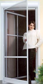 insektenschutz t ren f r balkon und terrasse. Black Bedroom Furniture Sets. Home Design Ideas