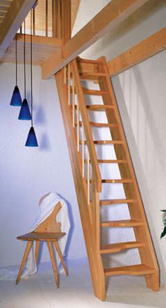 Treppe Platzsparend raumspartreppen welche treppe passt