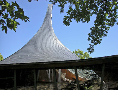 geneigtes Dach, Deutsches Dach-Zentrum e.V., Dach-Zentrum, Dachdeckung, Betondachsteine, Dachziegel, Dachsteine