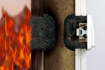 Brandschutz hohlwanddosen