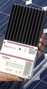 PV-Inselsystem, Photovoltaik-Inselsysteme, Photovoltaik-Inselsystem, Photovoltaik, Solarstrom, Solarstromsysteme, Morningstar, Fotovoltaik, Stromversorgung, Eigenstromverbrauch, pulsweitenmodulierte Serienregler